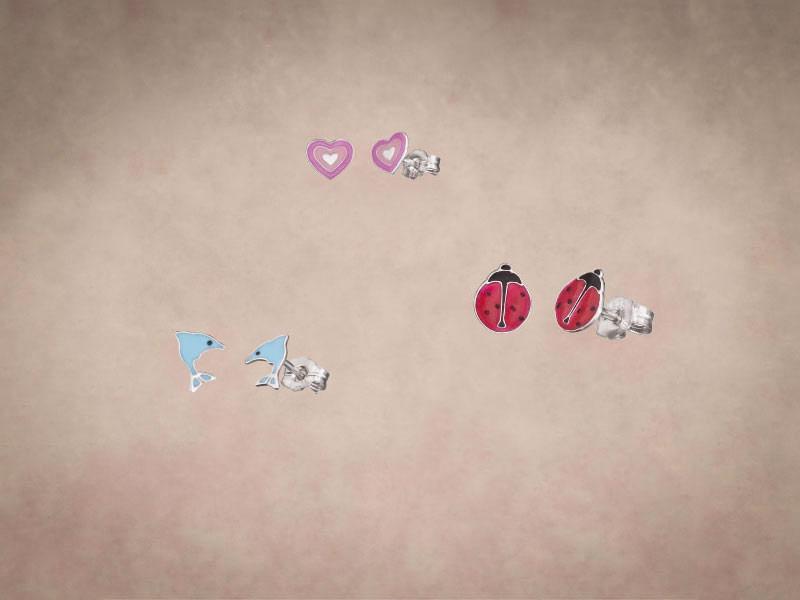 boucles d'oreille herzengel