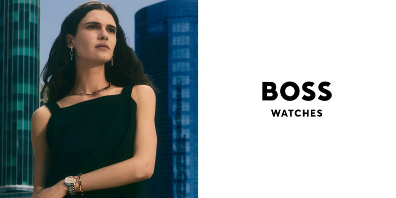 boss women's watches