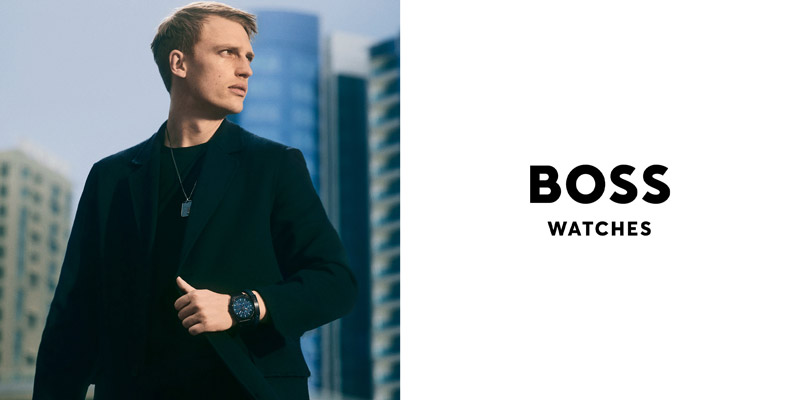 boss men's watches
