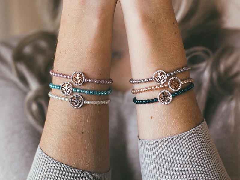 julie julsen armbänder & charms