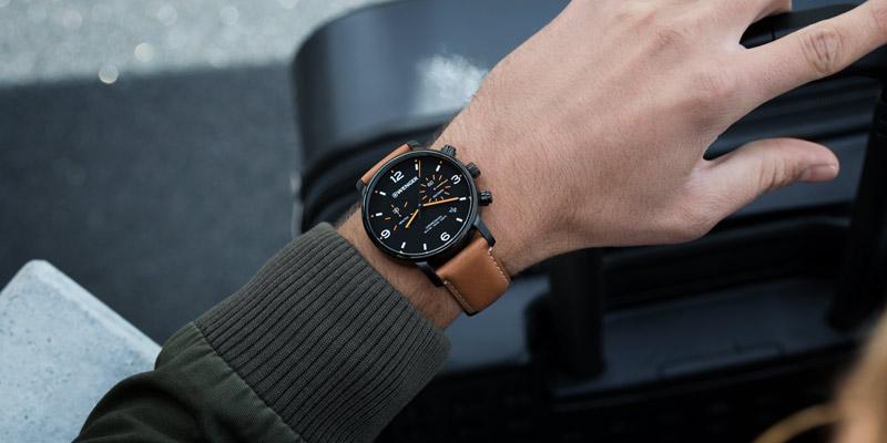 wenger men's watches