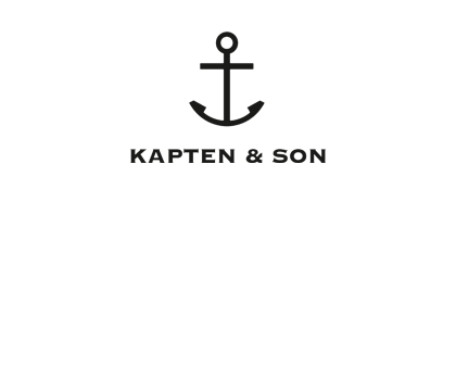 kapten and son logo