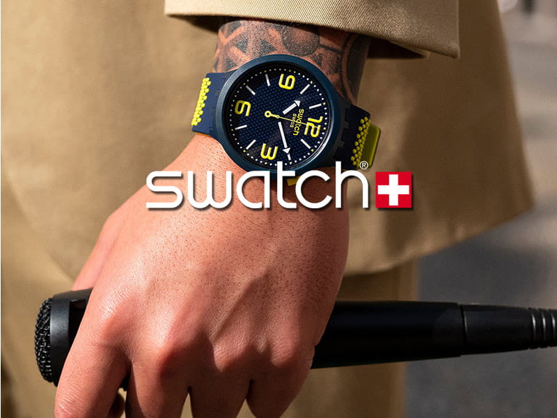 swatch watches