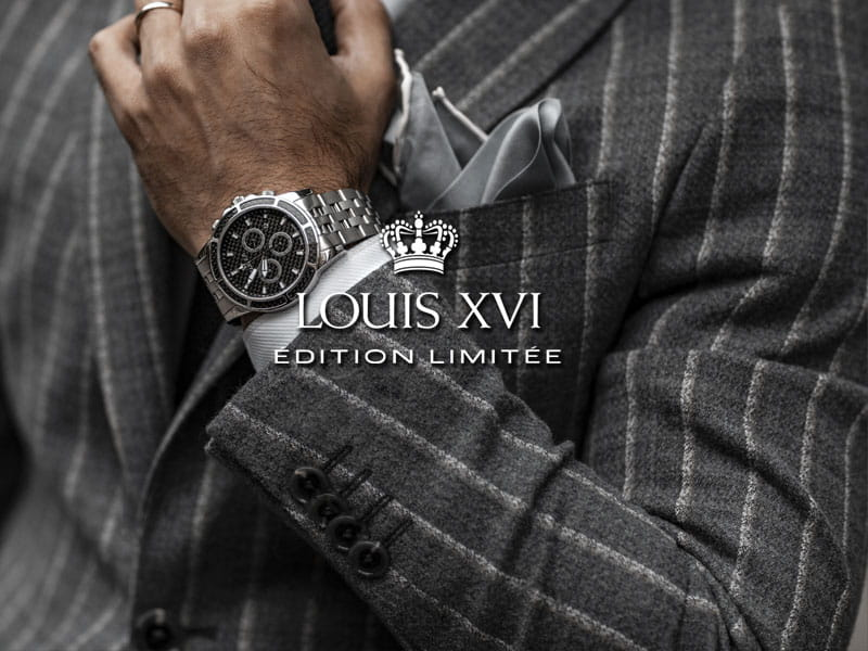 louis xvi watches