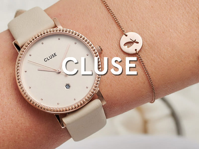 cluse watches & jewellery