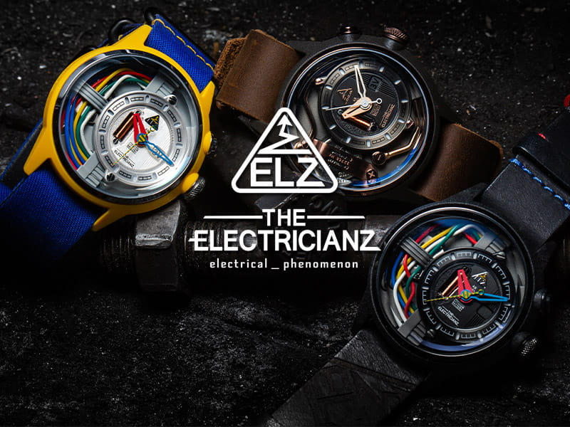 the-electricianz watches