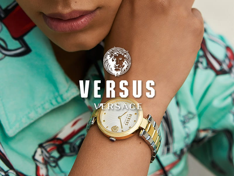 versus versace watches