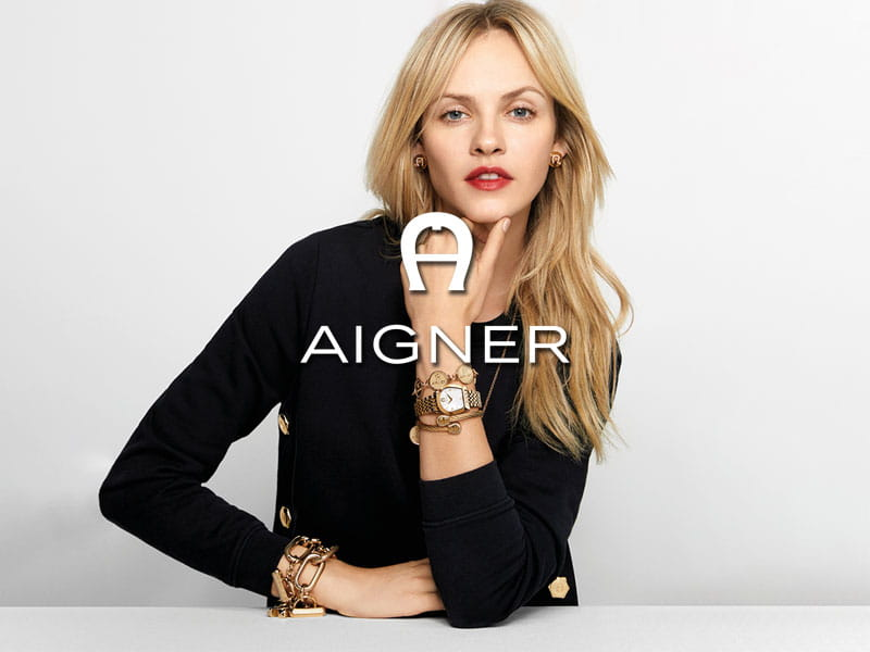 aigner watches & jewellery