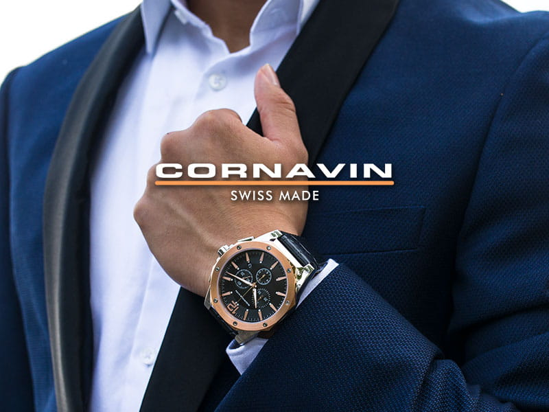cornavin watches