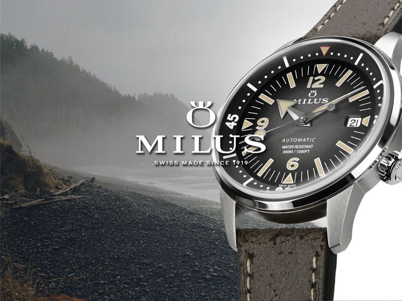 milus watches